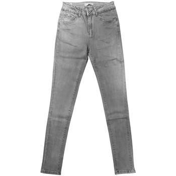 Kleidung Damen Slim Fit Jeans By La Vitrine jeans gris RW868 Grau