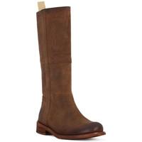 Schuhe Damen Klassische Stiefel Felmini CUOIO CRONO Marrone