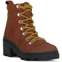 Schuhe Damen Boots Elvio Zanon NABOUK Nero