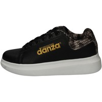 Schuhe Damen Sneaker Low Dimensione Danza MISTY BLACK