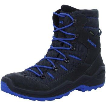 Schuhe Jungen Schneestiefel Lowa Schnuerstiefel 650555-9743 grau