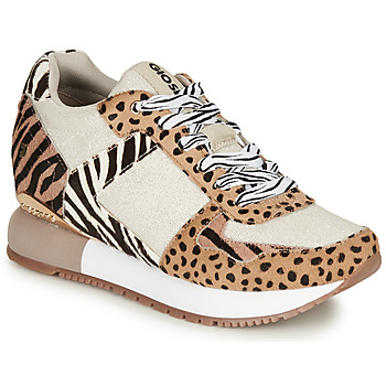 Schuhe Damen Sneaker Low Gioseppo BIKANER Beige / Braun