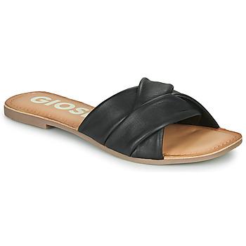 Schuhe Damen Pantoffel Gioseppo JUNIUS Schwarz
