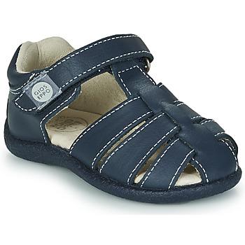 Schuhe Jungen Sandalen / Sandaletten Gioseppo LUINO Marine