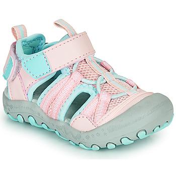 Schuhe Mädchen Sportliche Sandalen Gioseppo TONALA Rose