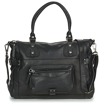 Taschen Damen Handtasche Sabrina CAMILLE Schwarz