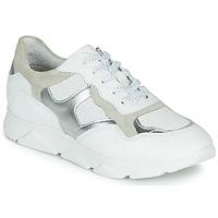 Schuhe Damen Sneaker Low André HAVILAH Weiss
