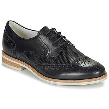 Schuhe Damen Derby-Schuhe André BEKKI Schwarz