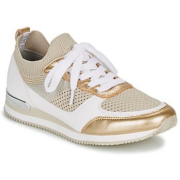 Schuhe Damen Sneaker Low André BETTIE Beige