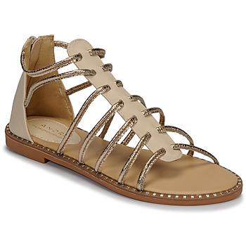 Schuhe Damen Sandalen / Sandaletten André PAIGE Rose