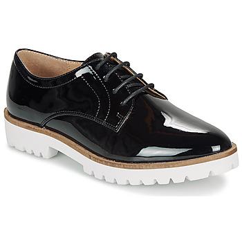 Schuhe Damen Derby-Schuhe André EDDYTH Schwarz
