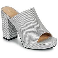 Schuhe Damen Sandalen / Sandaletten André MELINDA Blau