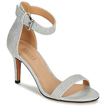 Schuhe Damen Sandalen / Sandaletten André MATHILDA Blau