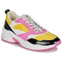 Schuhe Damen Sneaker Low André HAVVA Mehrfarbig