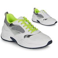 Schuhe Damen Sneaker Low André HAVVA Weiss