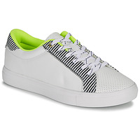 Schuhe Damen Sneaker Low André HAMAKO Weiss