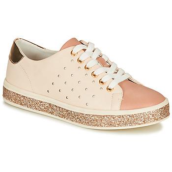 Schuhe Damen Sneaker Low André PENNY Rose