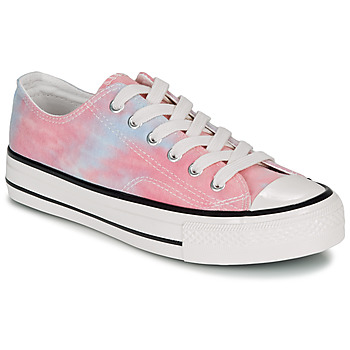 Schuhe Damen Sneaker Low André HAPPY Mehrfarbig