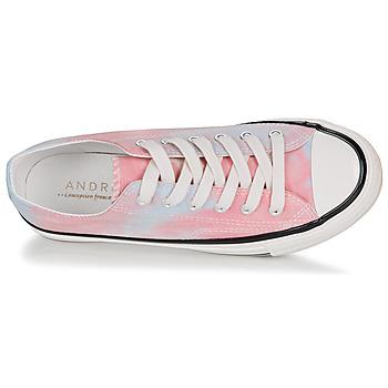 André HAPPY Mehrfarbig - Kostenloser Versand |  - Schuhe Sneaker Low Damen 1740