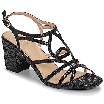 Schuhe Damen Sandalen / Sandaletten André JUDITH Schwarz