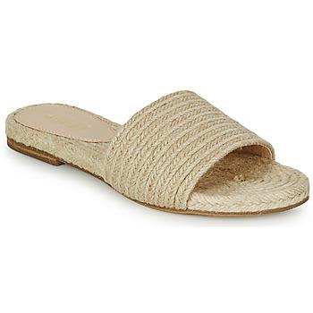 Schuhe Damen Sandalen / Sandaletten André PAMILIA Beige