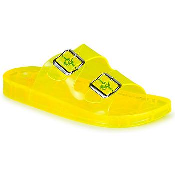 Schuhe Damen Sandalen / Sandaletten André HAF Gelb