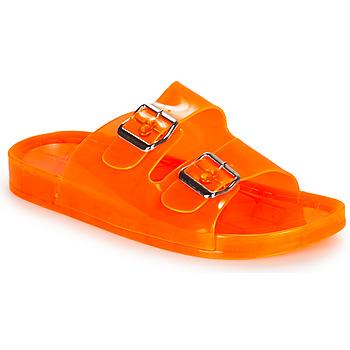 Schuhe Damen Sandalen / Sandaletten André HAF Orange