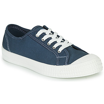 Schuhe Damen Sneaker Low André HARPER Blau