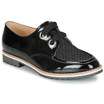 Schuhe Damen Derby-Schuhe André MADDO Schwarz