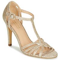 Schuhe Damen Pumps André JOY Gold