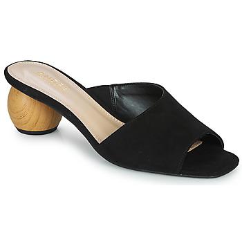 Schuhe Damen Sandalen / Sandaletten André JUSTINE Schwarz