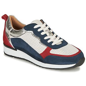 Schuhe Damen Sneaker Low André HAVEN Marine
