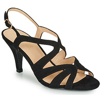 Schuhe Damen Sandalen / Sandaletten André JU Schwarz