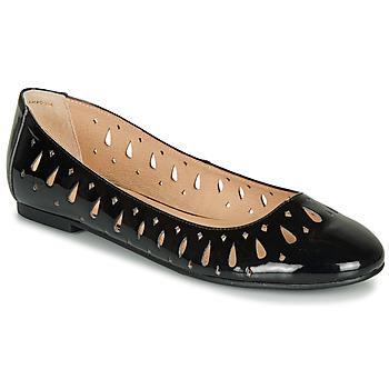 Schuhe Damen Ballerinas André JENNY Schwarz
