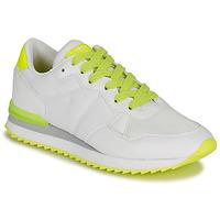 Schuhe Damen Sneaker Low André HISAYO Weiss