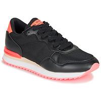 Schuhe Damen Sneaker Low André HISAYO Schwarz