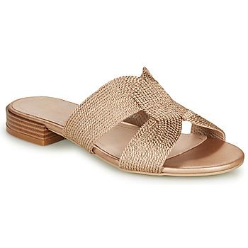 Schuhe Damen Sandalen / Sandaletten André PHYLLIS Gold