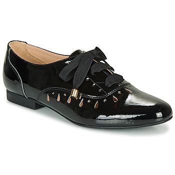 Schuhe Damen Derby-Schuhe André JUNIA Schwarz