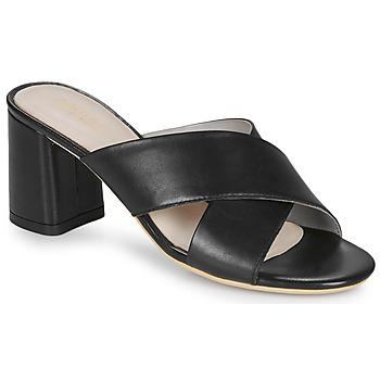 Schuhe Damen Sandalen / Sandaletten André JULITTA Schwarz