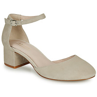 Schuhe Damen Pumps André CILLY Beige