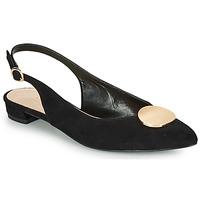 Schuhe Damen Ballerinas André JACQUOTTE Schwarz