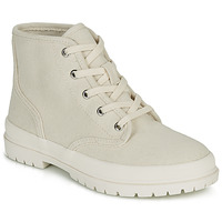 Schuhe Damen Sneaker High André HANDE Beige