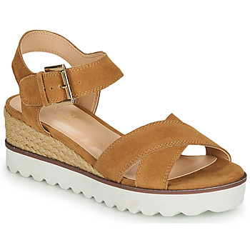 Schuhe Damen Sandalen / Sandaletten André EMILIA Camel