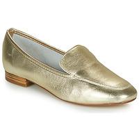 Schuhe Damen Slipper André JAELLE Gold