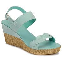 Schuhe Damen Sandalen / Sandaletten André ELOISE Blau