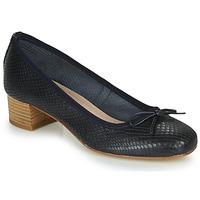 Schuhe Damen Ballerinas André POEME Marine