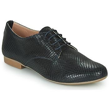 Schuhe Damen Derby-Schuhe André COMPLICITY Marine