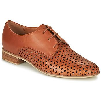 Schuhe Damen Derby-Schuhe André BARNA Camel