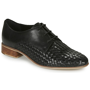 Schuhe Damen Derby-Schuhe André BESS Schwarz