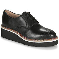 Schuhe Damen Derby-Schuhe André EMELINA Schwarz